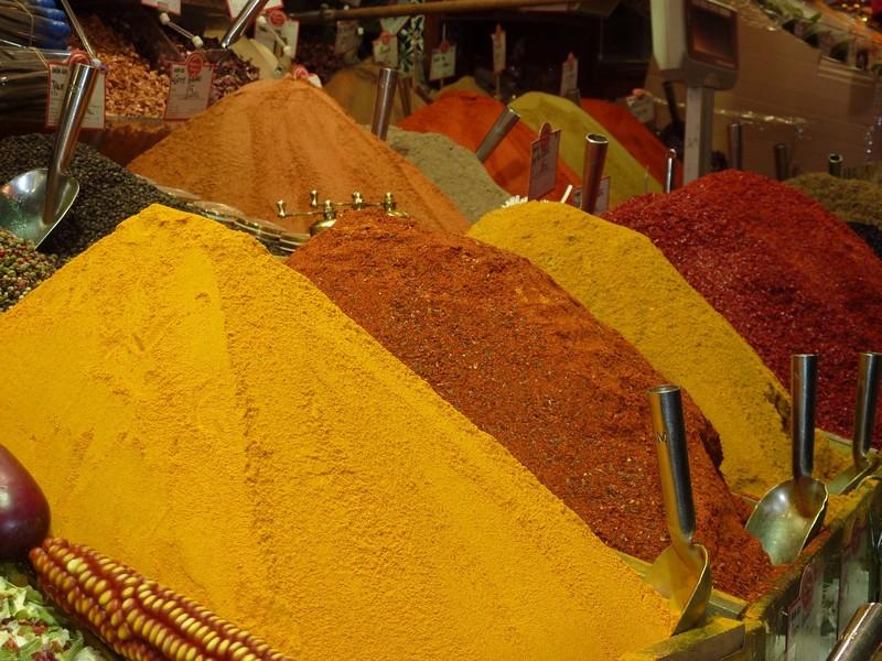Topkapi – Citerne Basilique – Bazars
