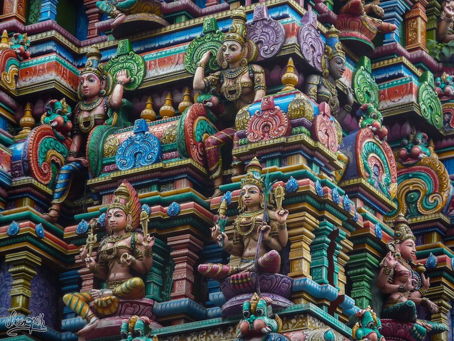 Wat Yannawa – Quartier De Silom