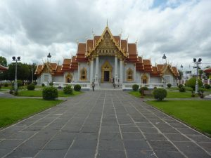 Wat Benchamabophit, le temple de marbre