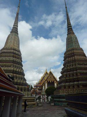 Des Chedi Au Wat Pho