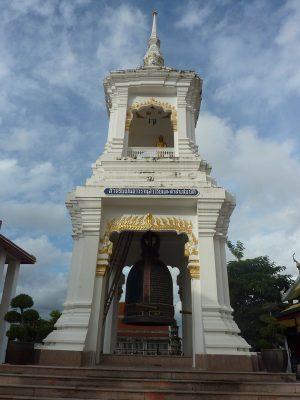 La plus grosse cloche de bronze de Thailande
