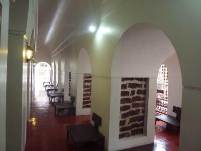 L'intérieur de Wat Rachanadda