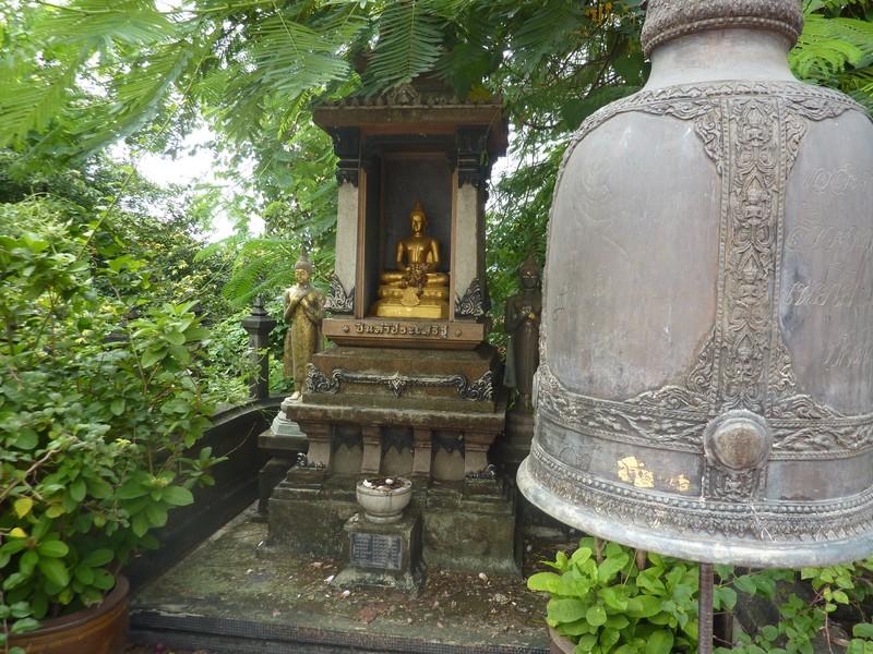 Montagne D'or – Wat Intharavihan – Vimanmek