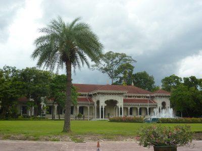 L'ancienne Salle Du Trône