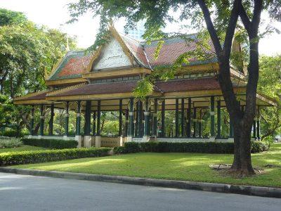 Le parc Suan Lumphini