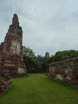 Wat Maha That A Ayutthaya
