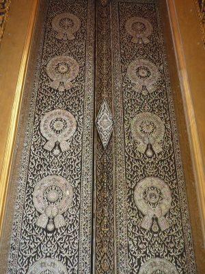 Les portes nacrées