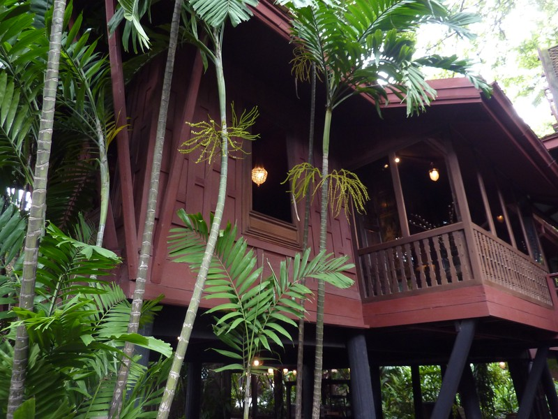 Jim Thompson's House – Suan Pakkad