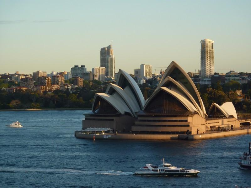 Première Semaine à Sydney
