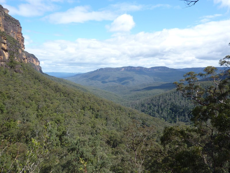 Wentworth Falls – Blue Mountains