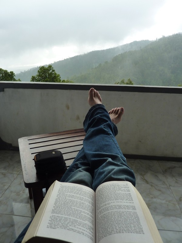 Relax Sur La Terrasse