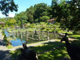 Un Bassin Du Water Palace De Tirta Gangga