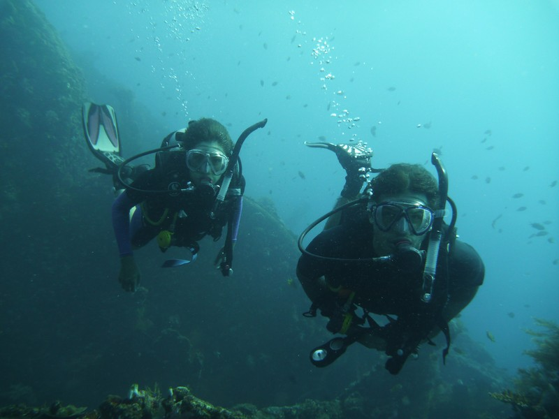 Diving In Tulamben, Heaven For Divers