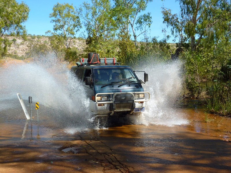 The Gibb River Road (1/2)