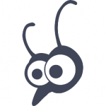 Joe le moskito - logo