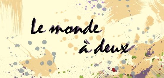 Le Monde a Deux - logo