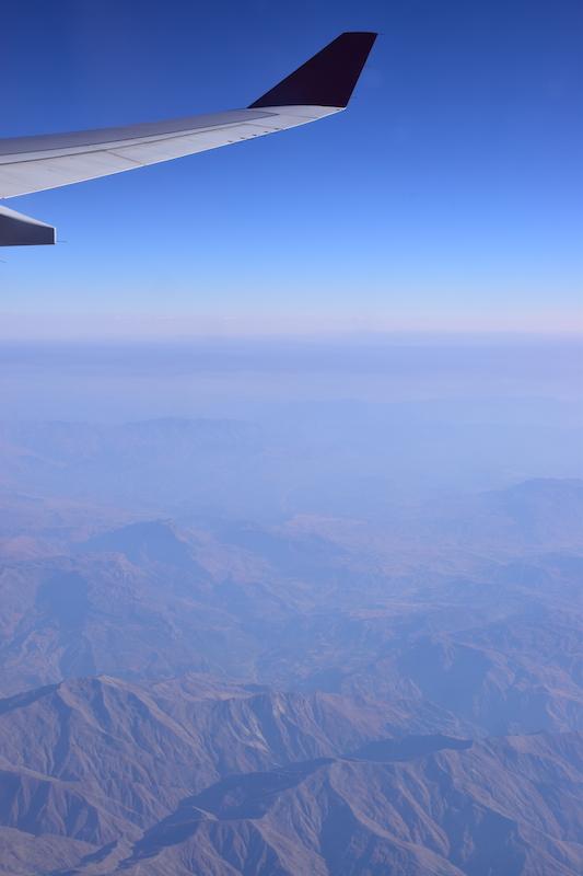 Les Montagnes Entre Baghdad Et Teheran