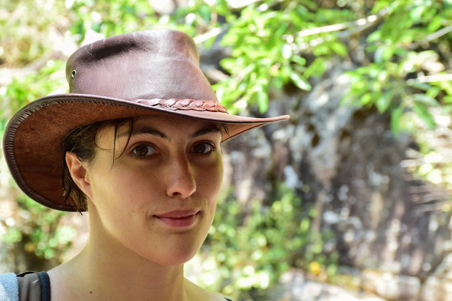 Portrait De Mariette