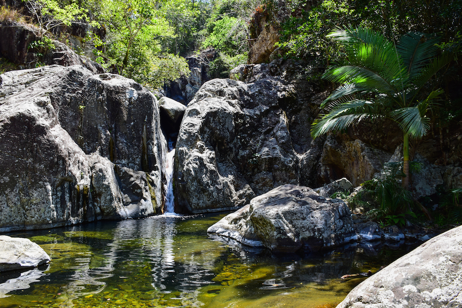 Little Crystal Creek, Paluma National Park