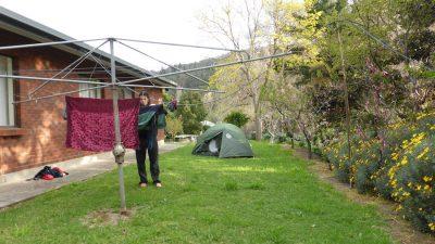 Notre Emplacement De Camping (Photo Par Mariette)