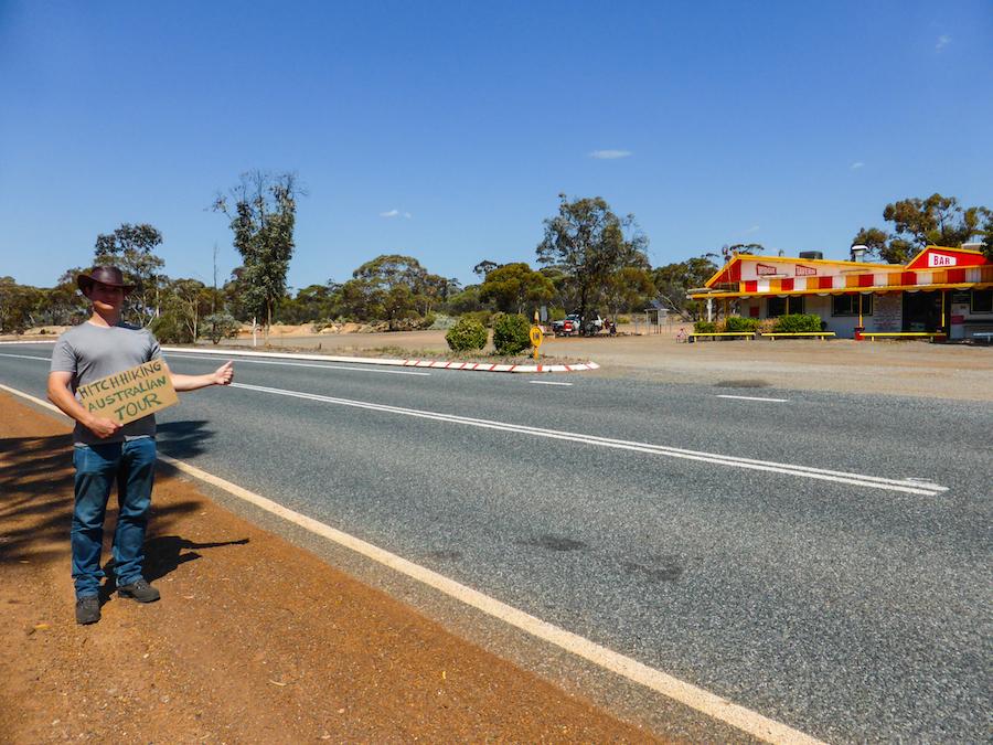On A Testé : Le Stop En Australie