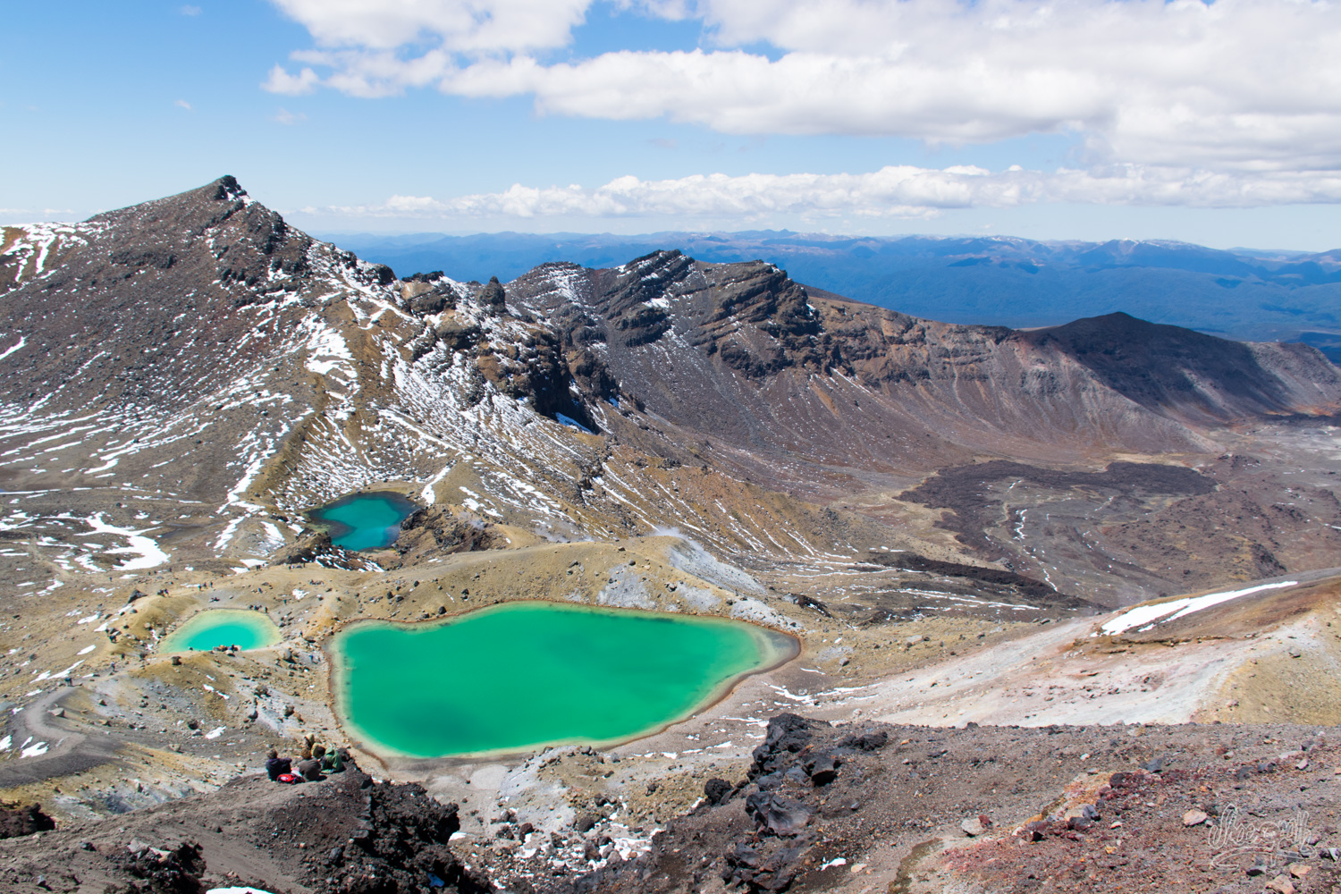 Taupo And The Tongariro NP