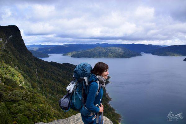 Petite Pause, Avec Vue Sur Lake Waikaremoana