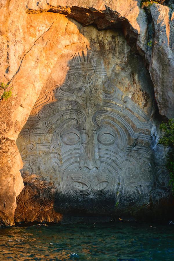 Test maori rock carving cruise shoesyourpath