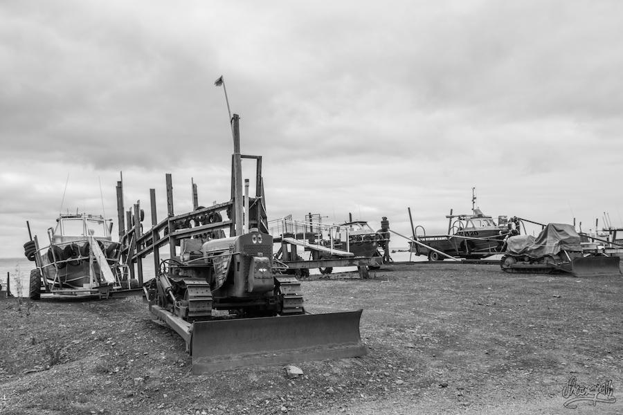 Les bulldozers de Ngawi