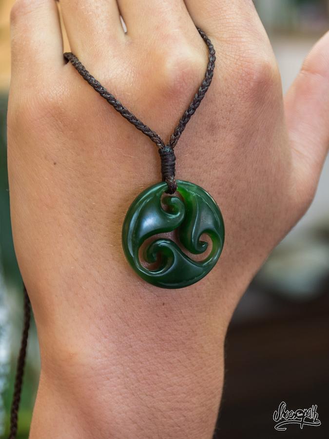 Bijoux de mère jade