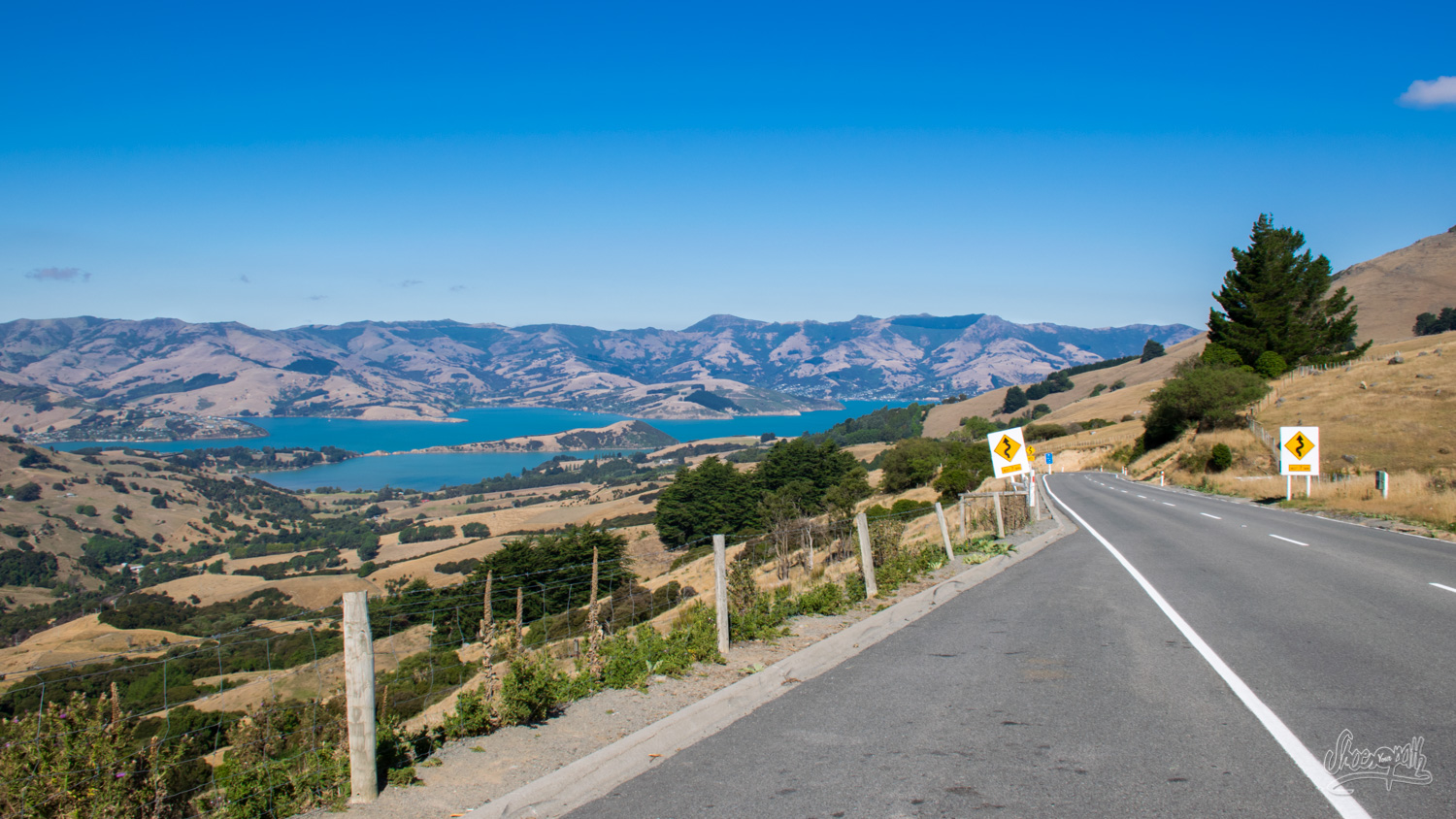 Akaroa, The « French » Village