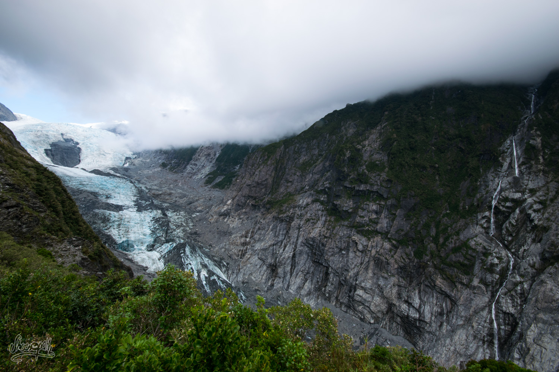 Le Franz Josef Glacier !