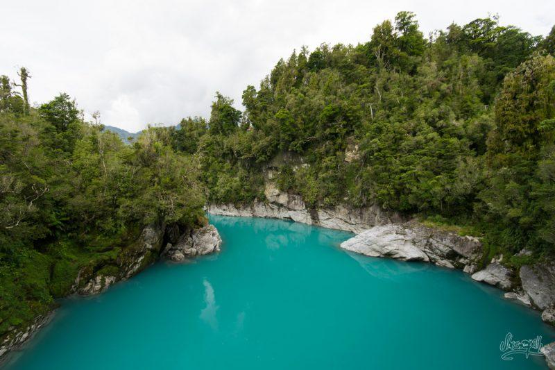 Les Fabuleuses Et Irréelles Hokitika Gorge