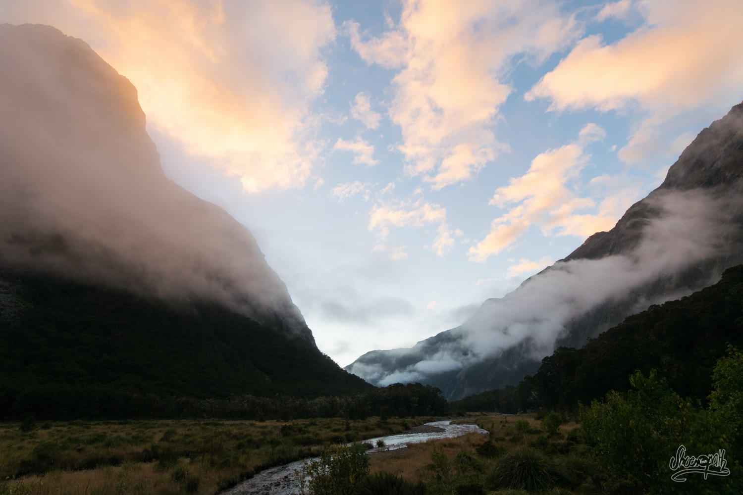 Le Fiordland National Park s'éveille