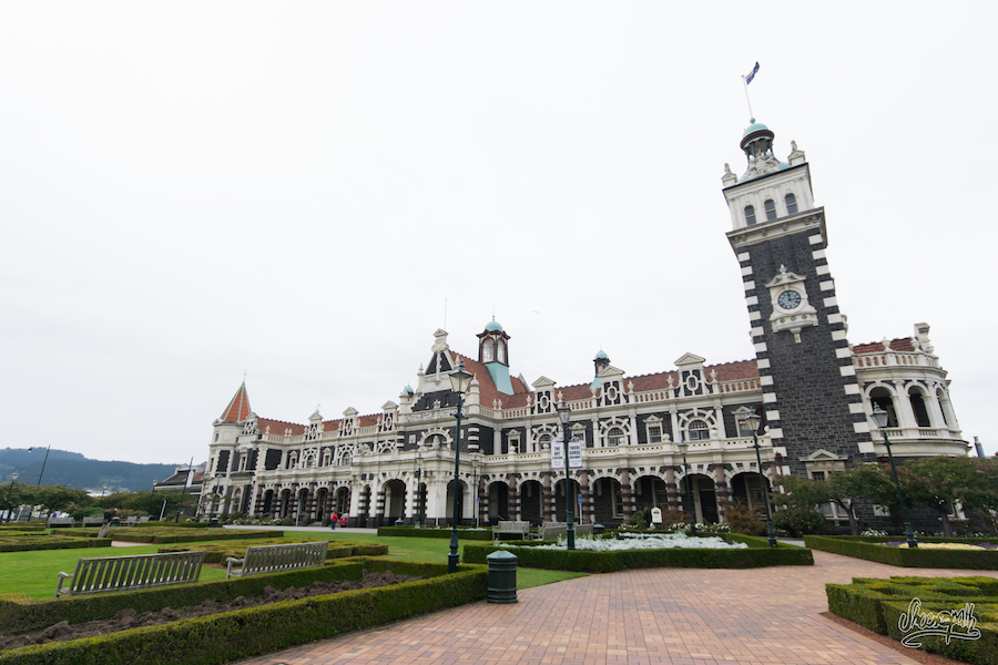 La Superbe Gare De Dunedin