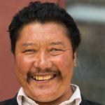 L'homme de la banque, par 3 fois nous l'avons croisé en souriant dans la journée. La 3eme il a fièrement posé devant l'objectif !
