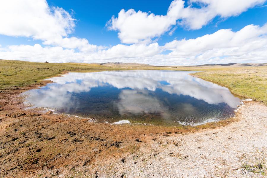 La plaine de Zaxiqiwa
