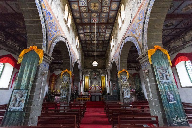 Dans L'église De Cizhong