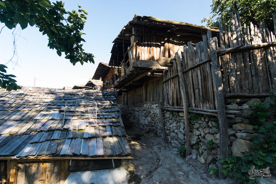 Le village Lisu
