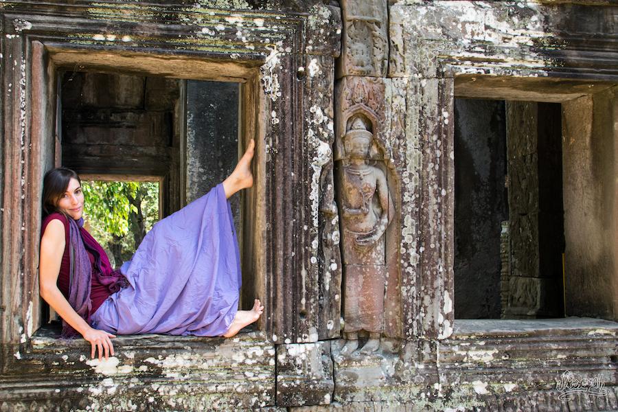107 - Temples of Angkor, Cambodia