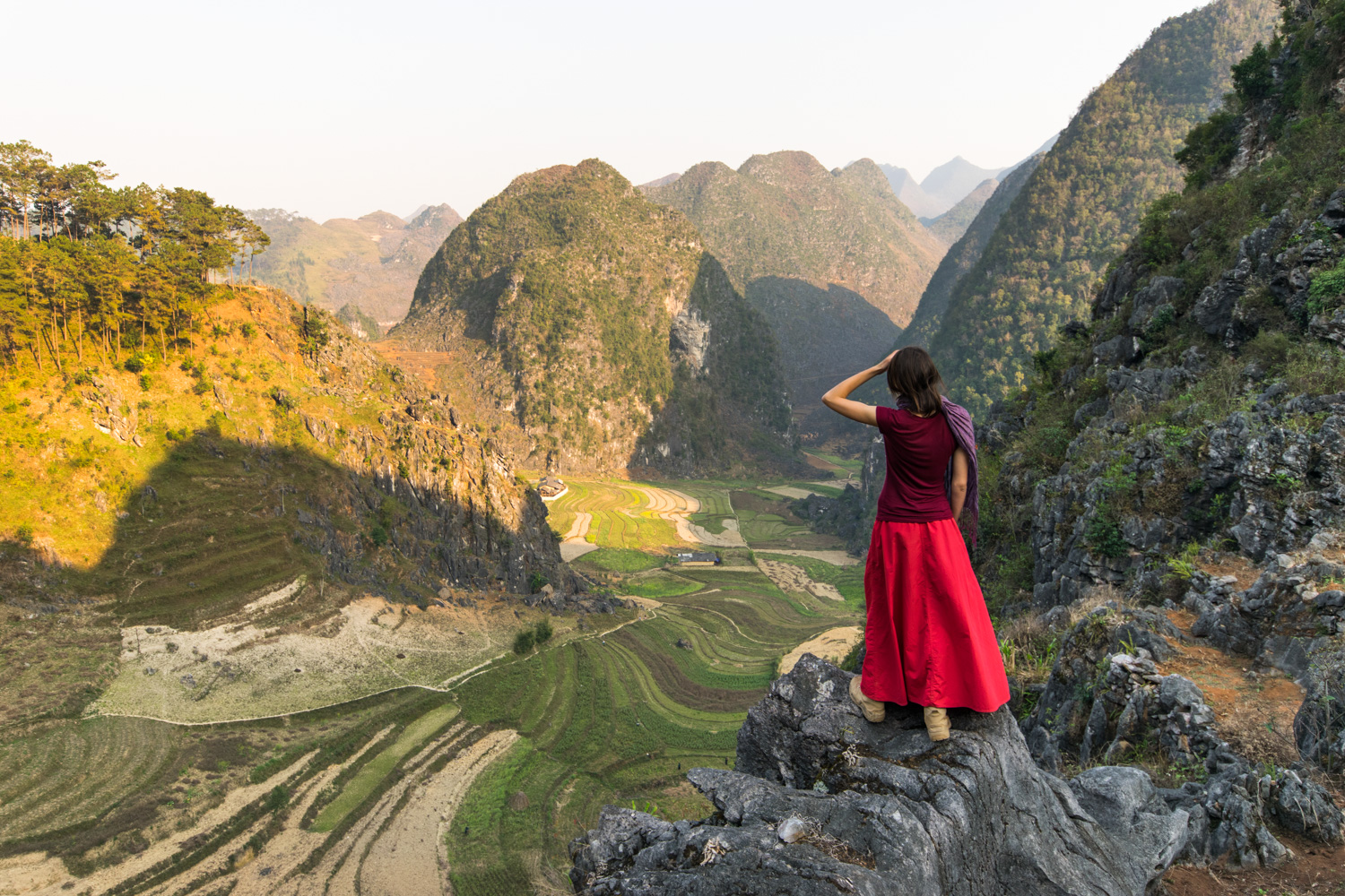 143 - In Ha Giang province, north Vietnam