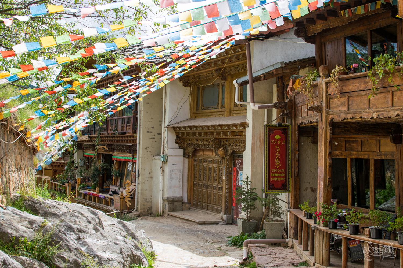 Shangri-La's old town