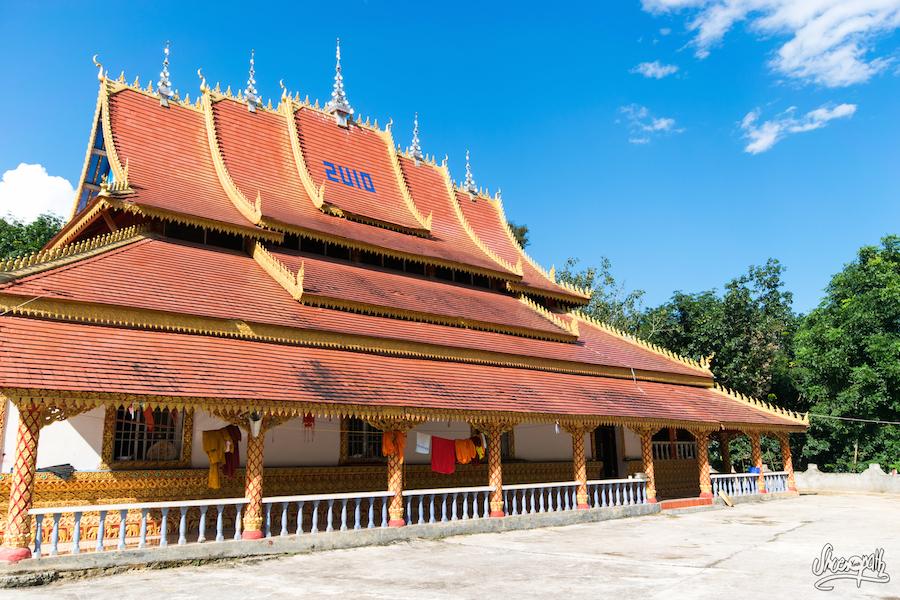 Le temple de Manbo, dans le sud du Xishuangbanna