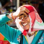 Une Akka Au Marché De Xiding
