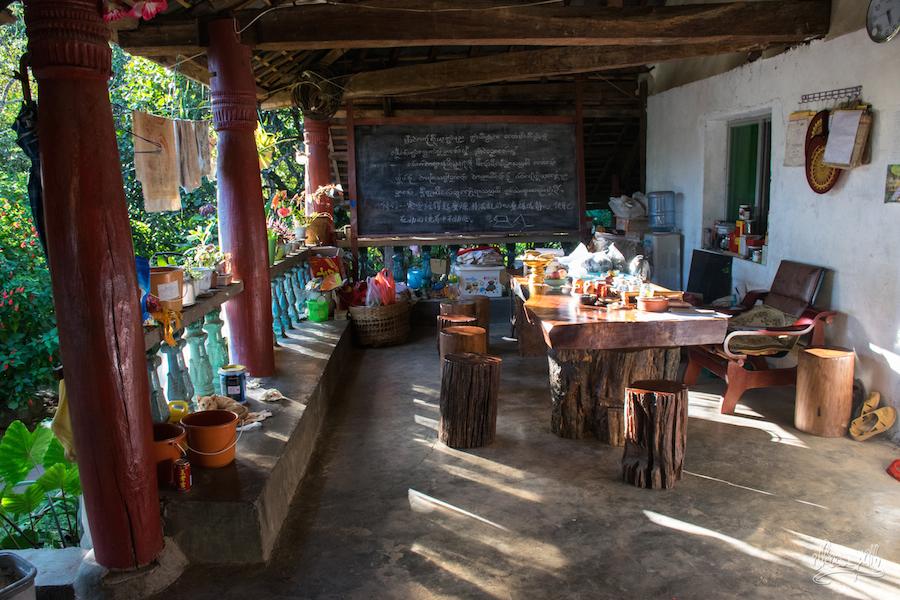 L'école Rurale à Zhang Lang
