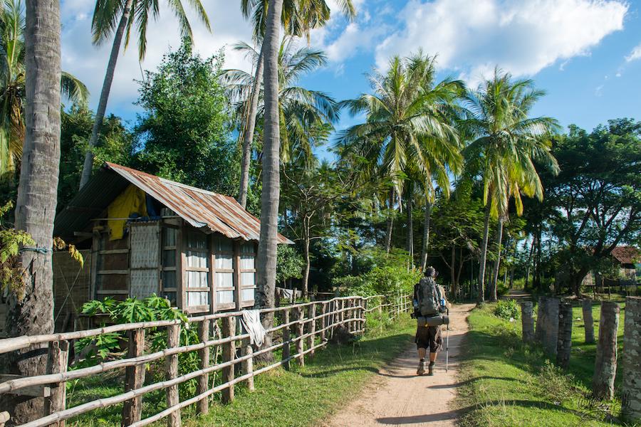 Sur Les 4000 îles, Sans Touristes