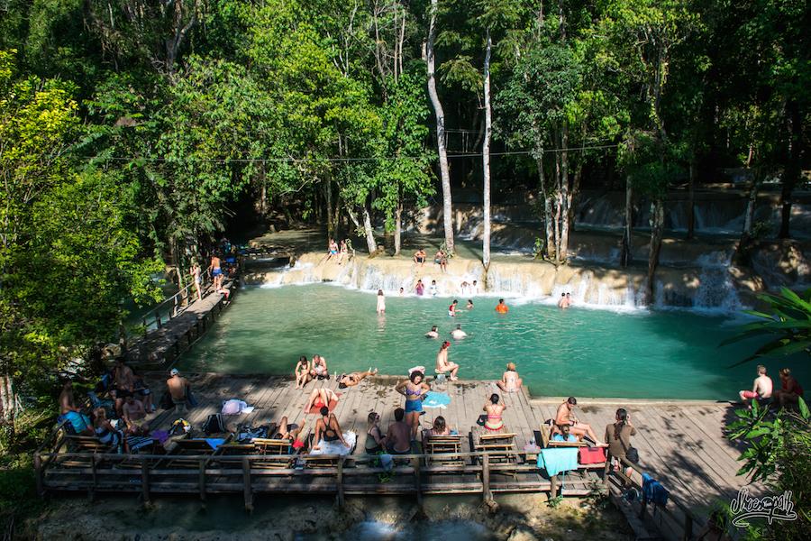 """""""The"""" Place To Be Pour Nos Chers Amis Touristes à Bibines"""