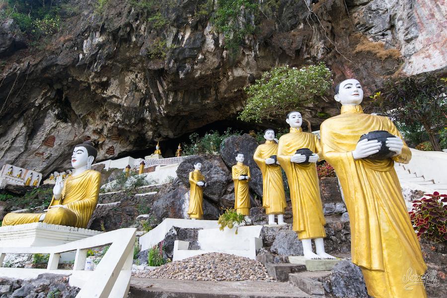 En Montant Dans Ya The Byan Cave