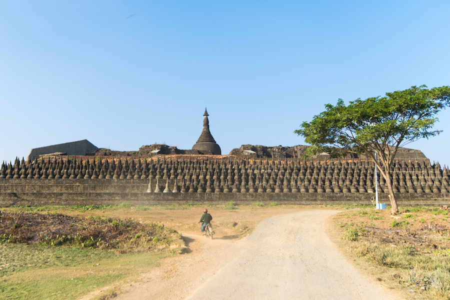 Koe Taung, le temple au 90000 Bouddhas