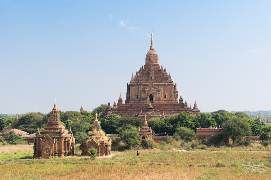 Htilominlo pagoda